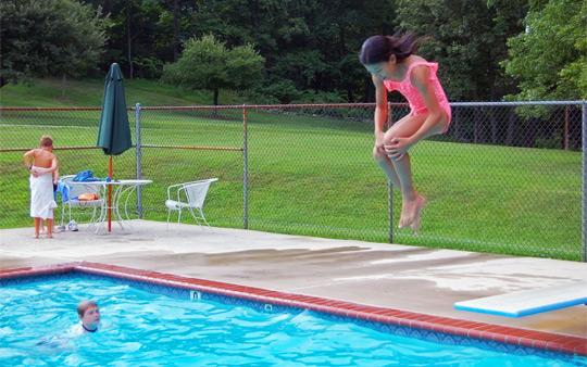 divingboard